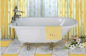 Klassiker badekar